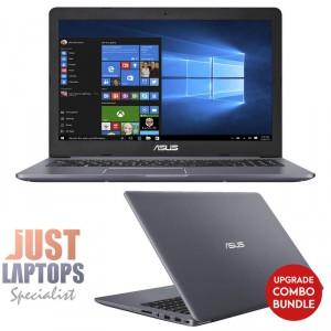 """ASUS N580VD 15.6"""" FHD I7-7700HQ 16GB Ram 512GB SSD GTX1050 Win10PRO"""
