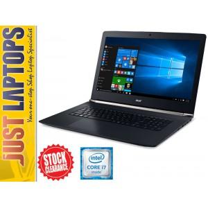 ACER VN7-592G Black Edition I7-6700HQ 16GB DDR4 128GB SSD+2TB GTX960M 4GB GDDR5