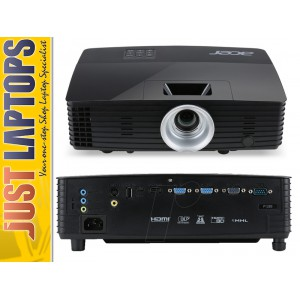 Acer P1285 SVGA 3D with HDMI 3200 Lumens 4:3 DLP Projector Wireless Capable