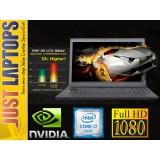 """Gigabyte P15FR 15.6"""" FHD i7-6700HQ 16GB DDR4 128GB M.2 SSD + 2TB HDD GT950M 2GB"""