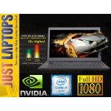"""Gigabyte P17FR 17.3"""" 1080p FHD Intel i7-6700HQ 16GB 128GB SSD+2TB GTX950M 2GB"""