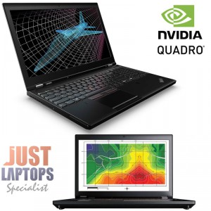 LENOVO THINKPAD P71 Xeon E3-1505M v6 32GB Ram 525GB SSD+1TB QUADRO P4000M UHD 4K