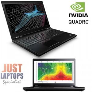 LENOVO THINKPAD P71 Xeon E3-1535Mv6 32GB  500GB NVMe + 1TB QUADRO P5000M UHD 4K