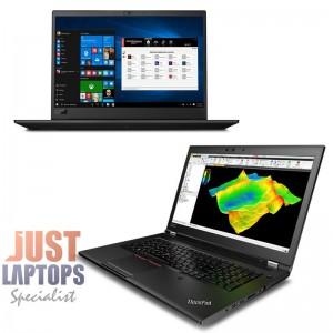 "Lenovo ThinkPad P72 20MCS09X00 17.3"" CAD Workstation i7-8750H Quadro P2000 4GB"