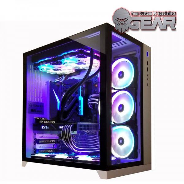 GAMING PC Lian Li RGB I5-9600K 16GB DDR4 RTX 2070 SUPER + 1TB SSD