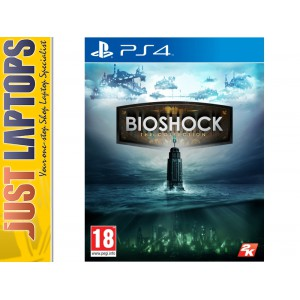 BioShock: The Collection - PS4 [Brand New]