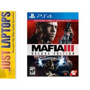 PS4 - Mafia III - Brand New - Type: Action Game