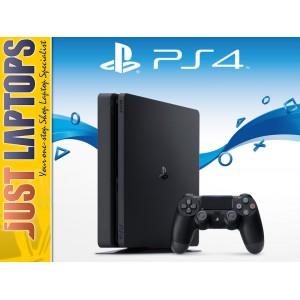 PlayStation 4 500GB Slim Console Black Special Offer w/ Horizon Zero Dawn
