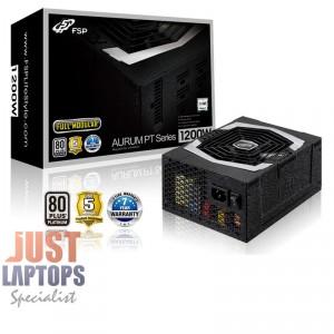 FSP 1200W AURUM PT Platinum Certified ATX PSU - Full Modular 7 Yrs Warranty