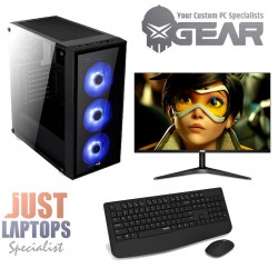 Home PC Intel I3-8100 Package Quad Core 3.6Ghz 8GB DDR4  240GB SSD Wifi Win 10