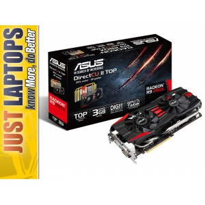 ASUS Radeon R9 280X DirectCU II Graphics Card (no box)