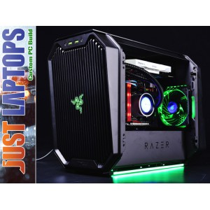 Gaming PC - EXTREME - Razer Cube - I7-7700K 16GB DDR4 500GB NVMe SSD GTX1080Ti