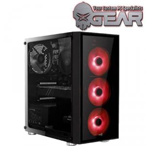 CODE RED - Intel G4560 8GB DDR4 128SSD+2TB HDD GTX1060 WIN10 WIFI