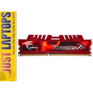 G.SKILL RipjawsX 8GB (1x8GB) DDR3 1866MHz Ultra Performance Desktop Ram