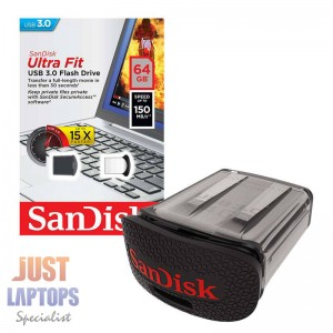 SanDisk USB 3.0 Ultra Fit 64GB