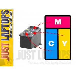 Ink Cartridges Inkjet CL41 for Brother Printer