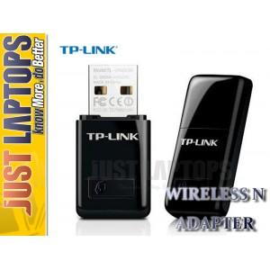 TP-Link 300Mbps  Mini  Wireless-N  USB  Adapter