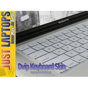 Silicone Keyboard Protector -- laptops under 15.4""