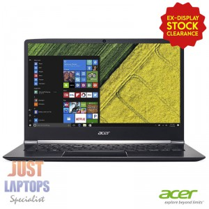 Acer Swift 5 - 14 inch Intel Core i5-7200U 8GB RAM 256GB SSD