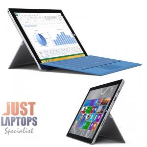 Microsoft Surface Pro 3 I5-4300U 8GB Ram 256GB SSD Windows 10 Pro - No Stylus