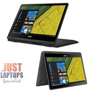 "Acer Spin 5 Laptop 13.3"" FHD FLIP&TOUCH I5-7200U 8GB DDR4 256GB SSD WINDOWS 10"