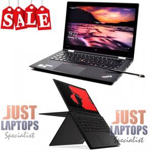 """Lenovo ThinkPad X1 Yoga G3 I7-8550U(Quad Core) 14"""" FHD 8GB Ram 256GB SSD Win10P"""
