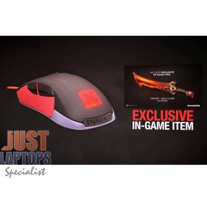 SteelSeries Rival Dota 2 Mouse - Hell's Glare !!!