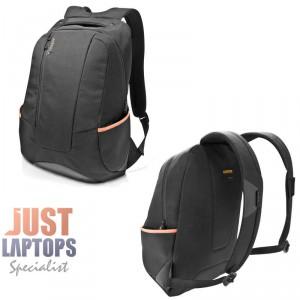 """Everki 17.3"""" Swift Laptop Backpack - Black"""