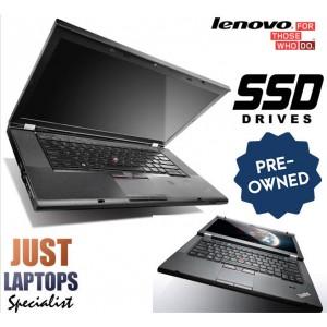 Lenovo ThinkPad T430S i5-3320M Upto 3.3Ghz 4GB 128SSD Backlit KB HD
