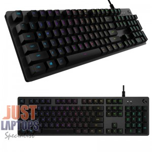 Logitech G512 Carbon RGB Tactile MECHANICAL GAMING KEYBOARD - Tactile Switch