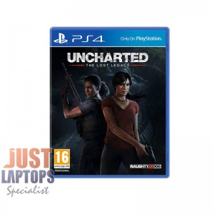 Playstation Exclusive - Uncharted: The Lost Legacy - Brand New
