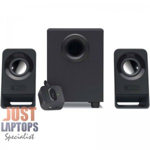 Logitech Z213 2.1 Multimedia Speakers Full Bass