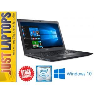 Acer TravelMate P259M 15.6 Inch i3-6100U 2.30Ghz 4GB RAM 500GB HDD WIN 10 Pro