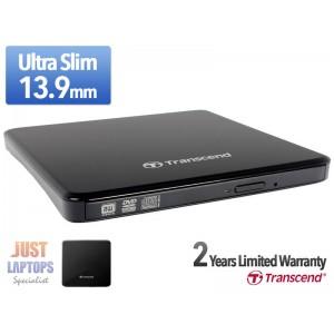 Transcend External Slim 8 X DVD Writer (USB 2.0) B