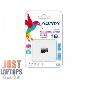 ADATA Premier UHS-I 16GB Class 10 MicroSDHC Card