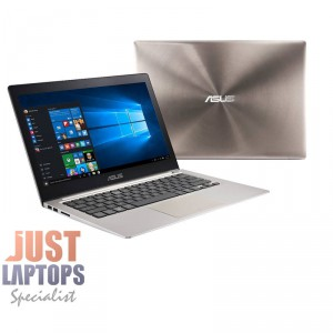 ASUS Zenbook Skylake i7 8G 256SSD FHD Touch GT940M