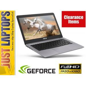 ASUS ZENBOOK UX310 SKYLAKE Intel CORE I5-6200U 8GB 256GB SSD FHD GT940MX 2GB
