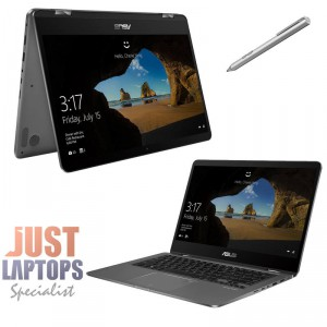 New! ASUS Zenbook UX461 I5-8250U Quad Core 8GB 256SSD FHD IPS Active Pen