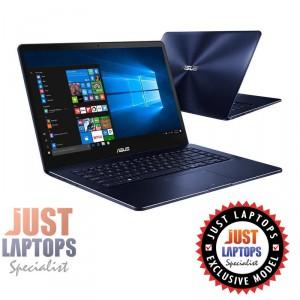 ASUS Zenbook Pro UX550VD I7-7700HQ 8GB Ram 256GB SSD GTX1050 4GB FHD IPS Backlit