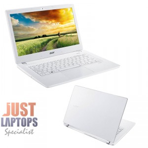 Snow White Acer Aspire V3-371-501P 13.3 Inch Core i5 Upto 2.7Ghz 4GB 500GB Win10