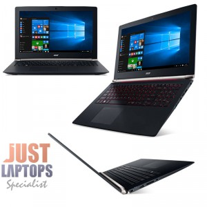 Acer NITRO 15 Skylake i7-6700HQ 8GB 120GBSSD+2TB GTX960M 4GB FHD IPS Backlit KB