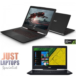 ACER NITRO VN7-793G-734A I7-7700HQ 16GB 256SSD+1T GTX1060 6GB Tobii Eye-Tracking