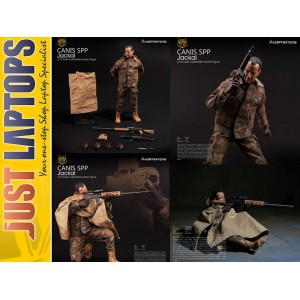 VortexToys The YEW Series Jackal 1/12TH Scale Action Figure