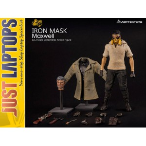 VortexToys The YEW Series Max Well 1/12TH Scale Action Figure