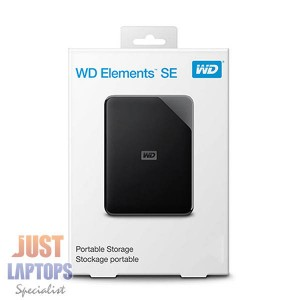 WD Elements SE 1TB USB 3.0 Portable External Hard Drive