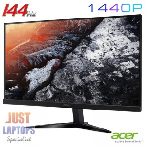 ACER KG271UA 27 Inch 144Hz 1ms FreeSync Gaming Monitor 2560x1440 2K
