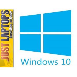 MICROSOFT WINDOWS 10 HOME DVD 64-BIT - OEM