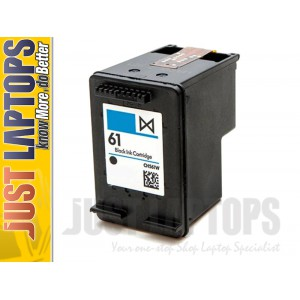 Ink Cartridges inkjet HP 61XL BK Color Printer