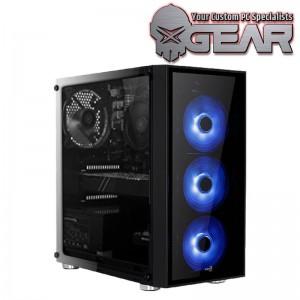 GAMING PC - RYZEN 3 2200G 8GB DDR4 120G SSD + 500G Radeon Vega 4X RGB FANS WIFI