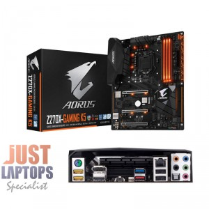 Gigabyte Aorus GA-Z270X-GAMINGK5 Premium Intel Kabylake ATX Motherboard